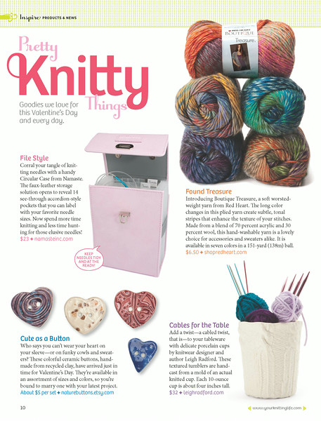 knitting Life, Future Us