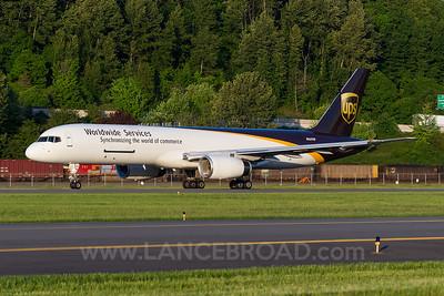 UPS - 757-200F - BFI