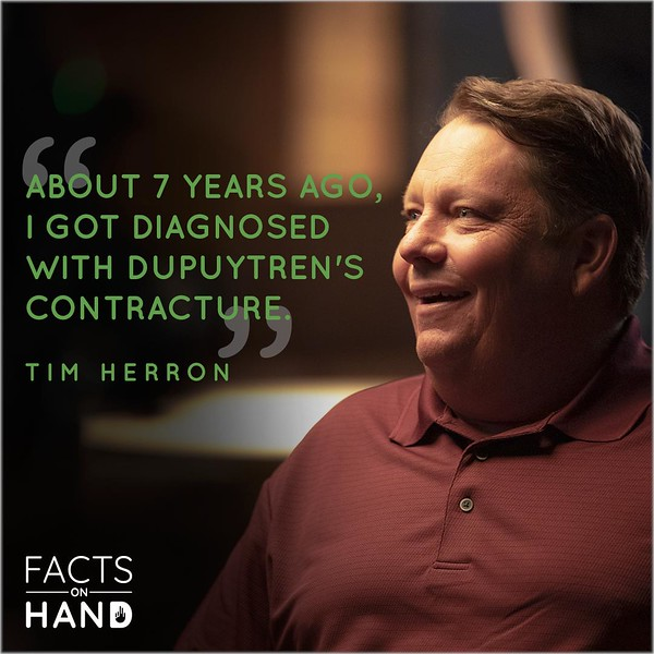 Tim Herron - Facts on Hand