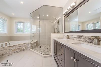 Luxury Home Bathroom, Ontario