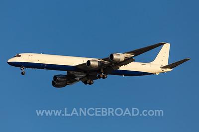 Skybus DC-8-73F - OB-2059-P - BNE