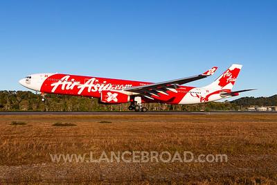 Air Asia X A330-300 - 9M-XXI - OOL