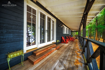 Custom Built Cottage, Muskoka, Ontario, Canada