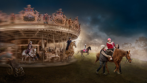 RDA Carousel Luna Park