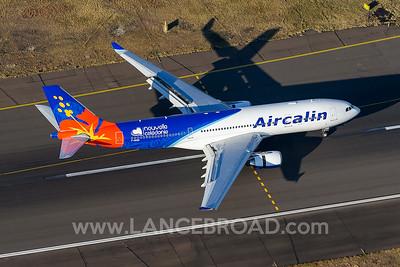 Aircalin A330-200 - F-OHSD - SYD