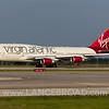 Virgin Atlantic 747-400 - G-VROM - MCO