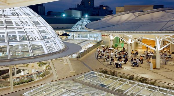 ABC Shopping Centre Beirut - Building Design Partnership.
