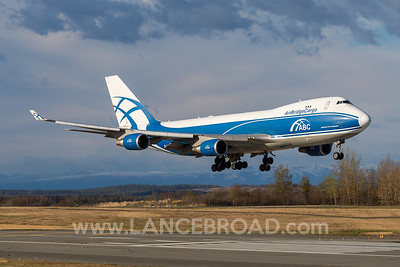 Air Bridge Cargo 747-400 - VP-BIG - ANC