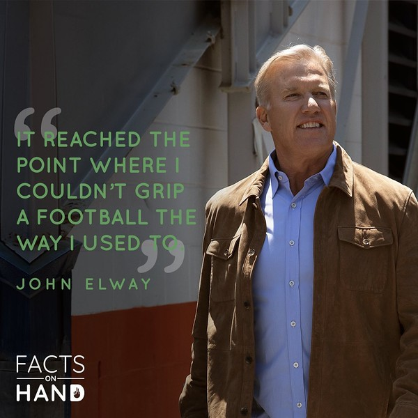 John Elway - Facts on Hand