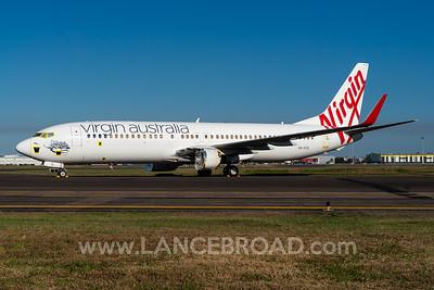 Virgin Australia 737-800 - VH-VOS - BNE