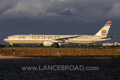 Etihad 777-300ER - A6-ETN - SYD