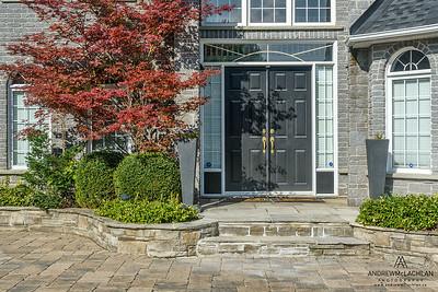Luxury Home Exterior, Ontario