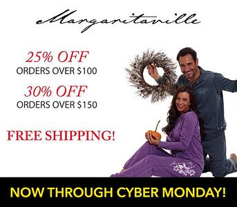 Margaritaville Holiday 2014 Ad
