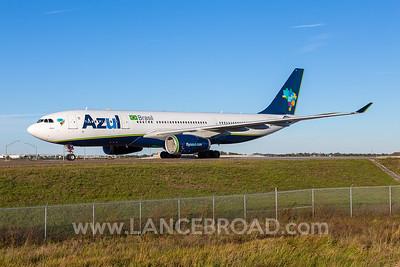 Azul A330-200 - PR-AIX - MCO