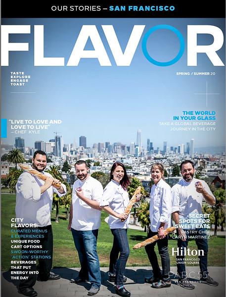 Flavor by Hilton