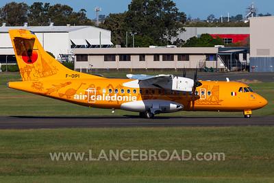 Air Caledonie ATR-42-500 - F-OIPI - BNE