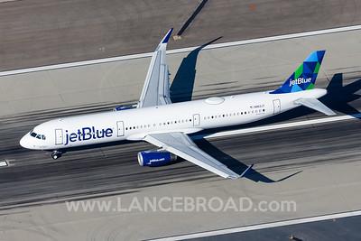 Jetblue A321-200 - N962JT - LAX