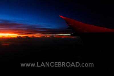Qantas 787-9 - VH-ZNA - International Air Space
