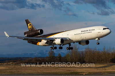 UPS MD-11F - N243UP - ANC