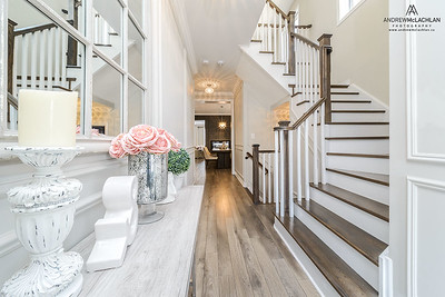 Foyer in White