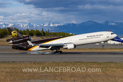 UPS MD-11F - N276UP - ANC