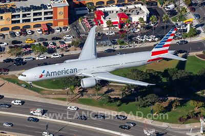 American 777-300ER - N732AN - LAX