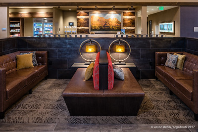Zion Springhill Suites Lobby