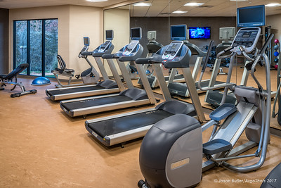 Zion Springhill Suites Fitness Center