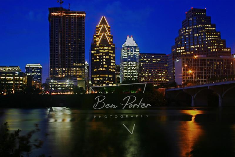 Austin, Texas Townlake view