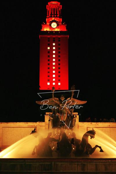 Austin Texas University Of Texas Tower