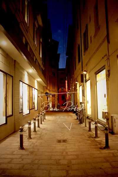 Bologna Shopping Alley