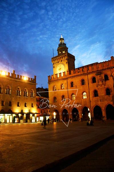 Bologna Castles