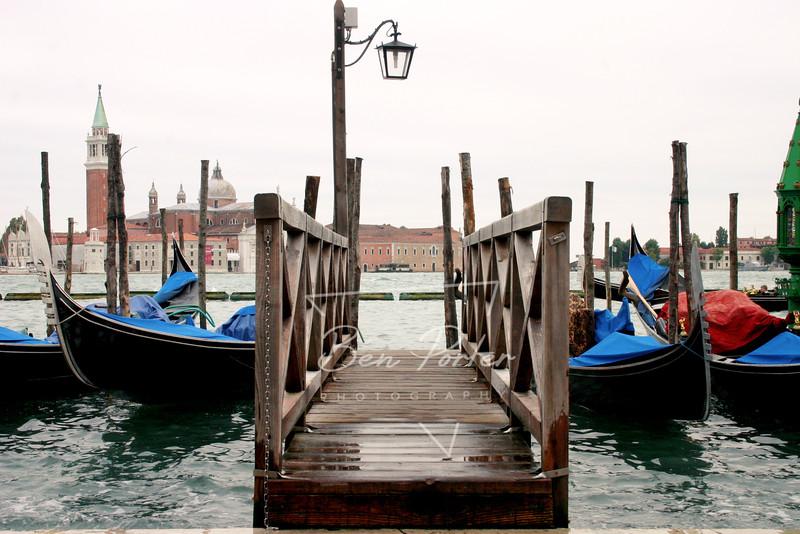 Venice Gondola Dock