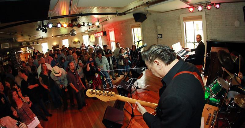 Jimmy Vaughn at Lamberts SXSW 2012