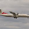 HB-ACC<br /> ATR72-212A<br /> Etihad Regional<br /> Edinburgh Airport<br /> 27th June 2014