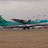 EI-SLL<br /> ATR 72-212 <br /> Aer Lingus Regional<br /> Edinburgh Airport<br /> 24th February 2012