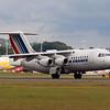 EI-RJI<br /> BAe Systems Avro 146-RJ85 <br /> Cityjet (Air France)<br /> Edinburgh Airport<br /> 17th August 2011