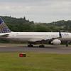 N14106<br /> Boeing 757-224<br /> United Airlines<br /> Edinburgh Airport<br /> 27th June 2014