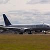 N17126<br /> Boeing 757-224 <br /> United Airlines<br /> Edinburgh Airport <br /> 23rd July 2011