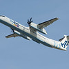 G-ECOO<br /> Bombardier DHC-8 402<br /> FlyBe<br /> Edinburgh Airport <br /> 6th April 2015