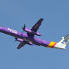 G-JECE<br /> Bombardier DHC-8 402<br /> FlyBe<br /> Edinburgh Airport <br /> 6th April 2015
