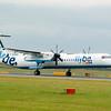 G-ECOZ<br /> Bombardier DHC-8-402 <br /> FlyBe<br /> Edinburgh Airport <br /> 24th July 2010
