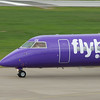 G-JECG<br /> Bombardier DHC-8-402<br /> FlyBe<br /> Edinburgh Airport<br /> 13th June 2015