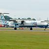 G-ECOJ<br /> Bombardier DHC-8-402 <br /> FlyBe<br /> Edinburgh Airport <br /> 24th July 2010