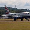 G-LCYF<br /> British Airways <br /> Embraer 170-100STD<br /> Edinburgh Airport <br /> 23rd July 2011