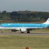 PH-EZN<br /> Embraer 190STD (ERJ190-100STD) <br /> KLM Cityhopper<br /> Edinburgh Airport <br /> 6th April 2015