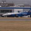 G-MAJM<br /> Jetstream 4100 <br /> Eastern Airways<br /> Edinburgh Airport<br /> 25th February 2012