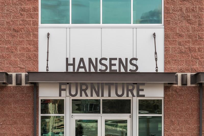 Hansen above door