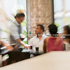 Cafe culture impression