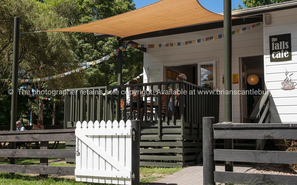 Mclaren Falls, Tauranga landscape photography, Falls Cafe. Tauranga Photos;